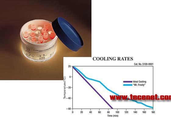 Nalgene程序降温盒、实验专用冷却盒