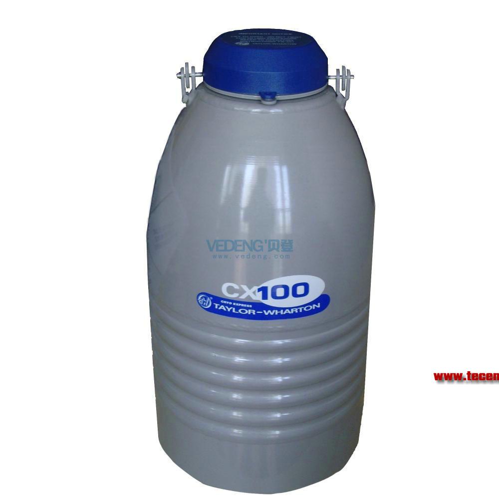 Taylor-Wharton泰莱华顿CX系列液氮罐CX100