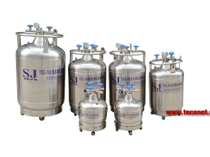 优质自增压液氮罐,液氮补液罐