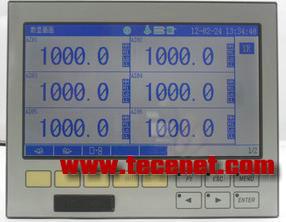 彩屏温湿度记录仪大型生物制药温湿度记录仪