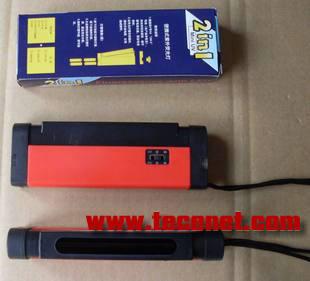 便携式紫外探矿灯254nm4W紫外灯紫外检测灯