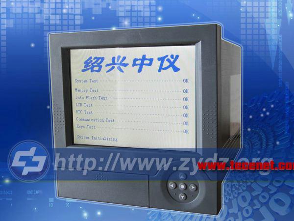 无纸温度记录仪