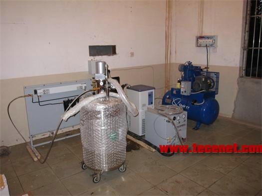 全自动小型液氮机液氮发生器20升