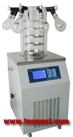冻干机LGJ-12普通多歧管型