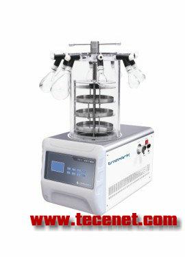 台式冷冻干燥机 -50℃ 多歧管压盖型 0.07㎡