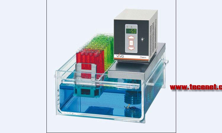 透明加热循环浴槽