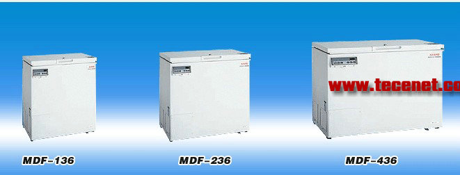 SANYO医用低温箱/MDF-136/用记录图表