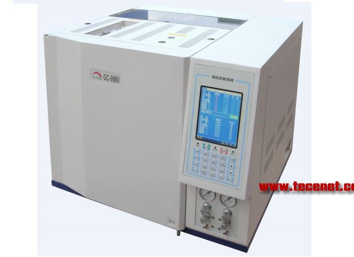 GC-9860Ⅱ型网络化气相色谱仪