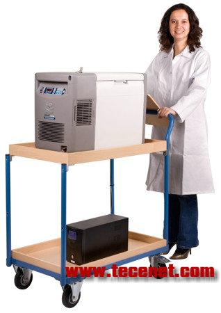 超低温-45ºC便携式冰箱