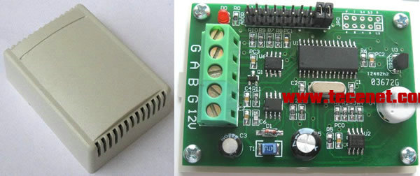 WS485室内温湿度测量分析仪