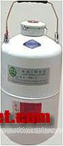 贮存式液氮生物容器