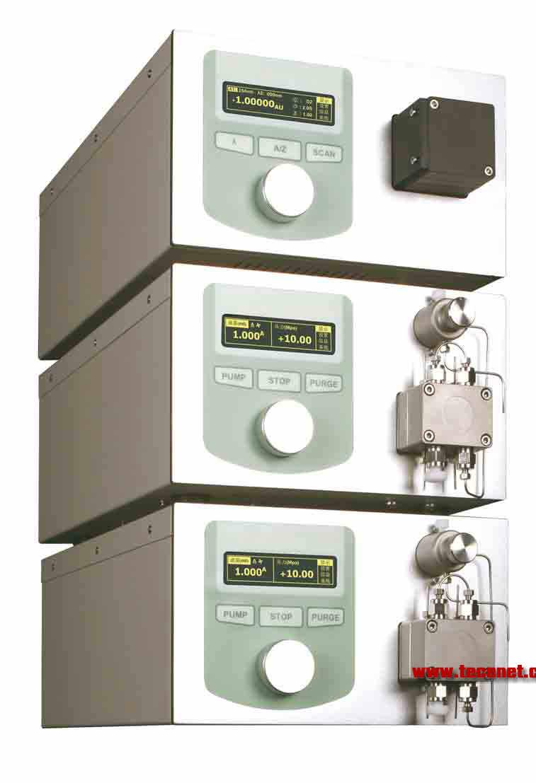二元高压梯度液相色谱系统