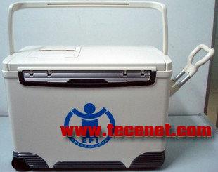 36L疫苗冷藏箱  样本运输箱  冷藏箱