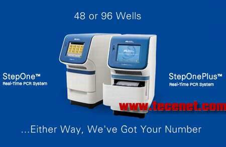 实时荧光定量PCR仪 StepOnePlus