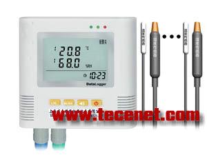 L95-4H双通道高温型温湿度记录仪