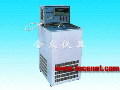 低温恒温反应浴槽(恒温槽)