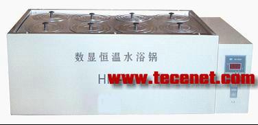 八孔电热恒温水浴锅