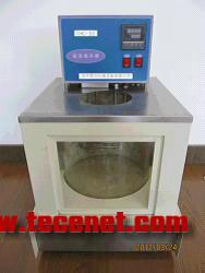 粘度计测试用透明低温恒温浴槽