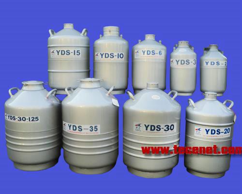 液氮生物罐体