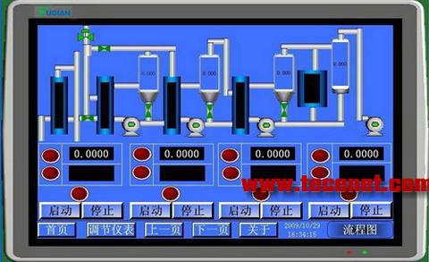 AI-3070C触摸屏无纸记录仪