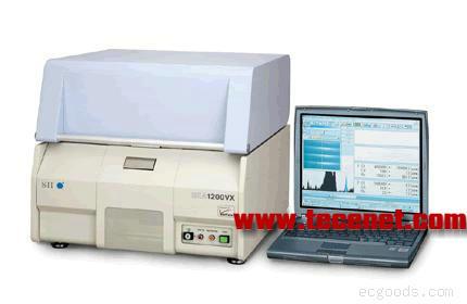 日本日立EA1200VX型X射线荧光光谱仪