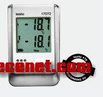 双通道温度记录仪(内置及外置NTC)