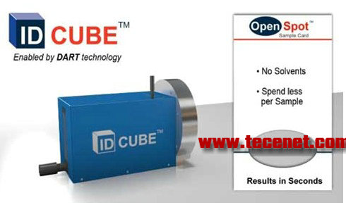 ID-CUBE™ 快插卡实时直接分析系统