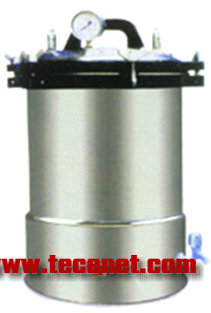 手提式高压灭菌器18L