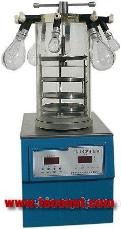 多歧管冷冻干燥_冻干机_真空冷冻干燥机