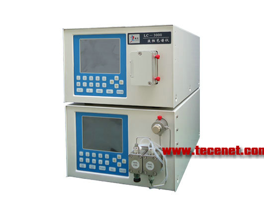 中药饮片中药材检测分析液相色谱仪LC-3000A