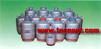 广口全不锈钢液氮生物容器