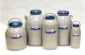 液氮罐 杜瓦瓶