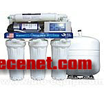 RO-50G加仑电脑自动冲洗纯水机