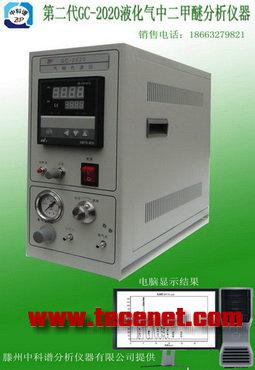 便携式二甲醚分析仪