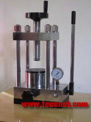 BRN-24型粉末压片机