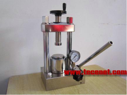 BRN-15型粉末压片机
