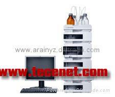 安捷伦1200 系列四元液相色谱系统