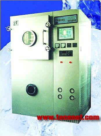触摸屏 搁板温度-50℃冻干试验机