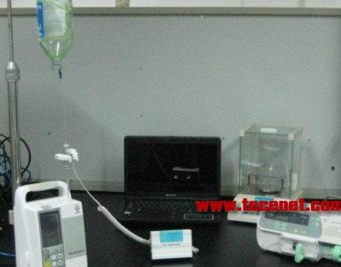 称重法输液泵/注射泵测试系统