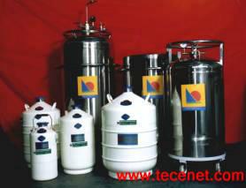 自增压式液氮容器
