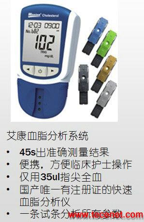 血脂分析仪