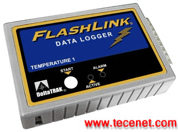 deltatrak 电子温湿度记录仪