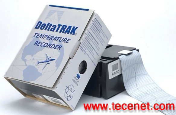 DELTATRAK 一次性温度记录仪