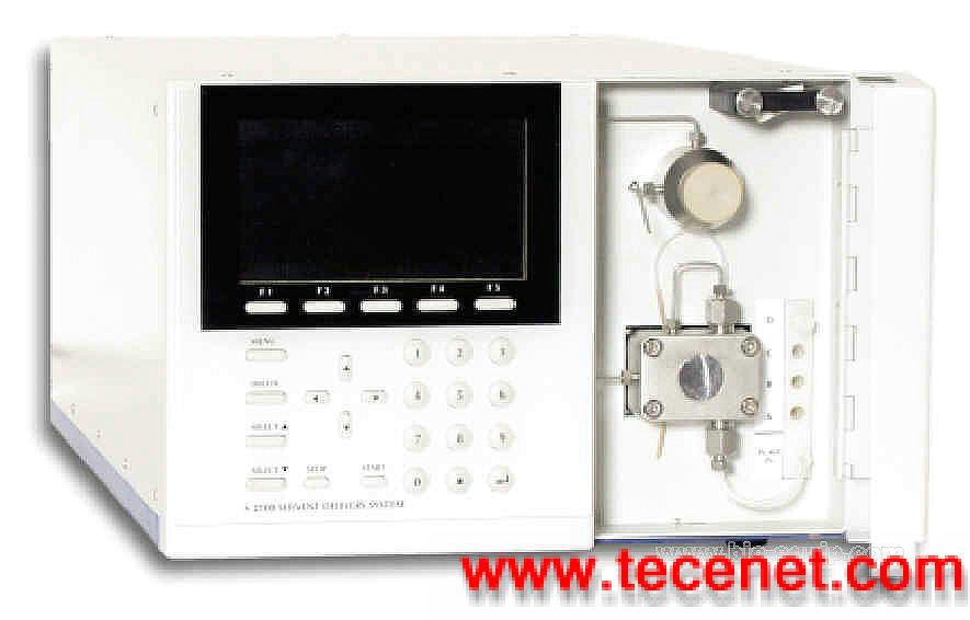 四元梯度HPLC泵