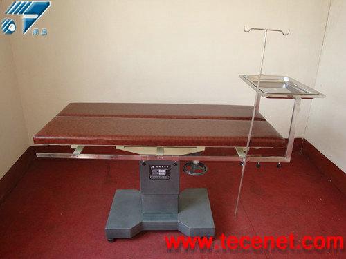 折叠型动物手术台