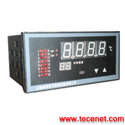 多点温度采集红色数码管显示温度巡检仪