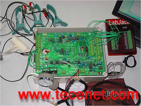 生物医学传感器系统实验仪