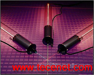 Melles Griot 氦氖激光器