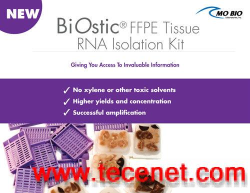 FFPE RNA提取试剂盒