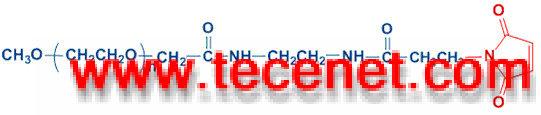 单甲氧基聚乙二醇丙酰马来酰亚胺mPEG-MAL